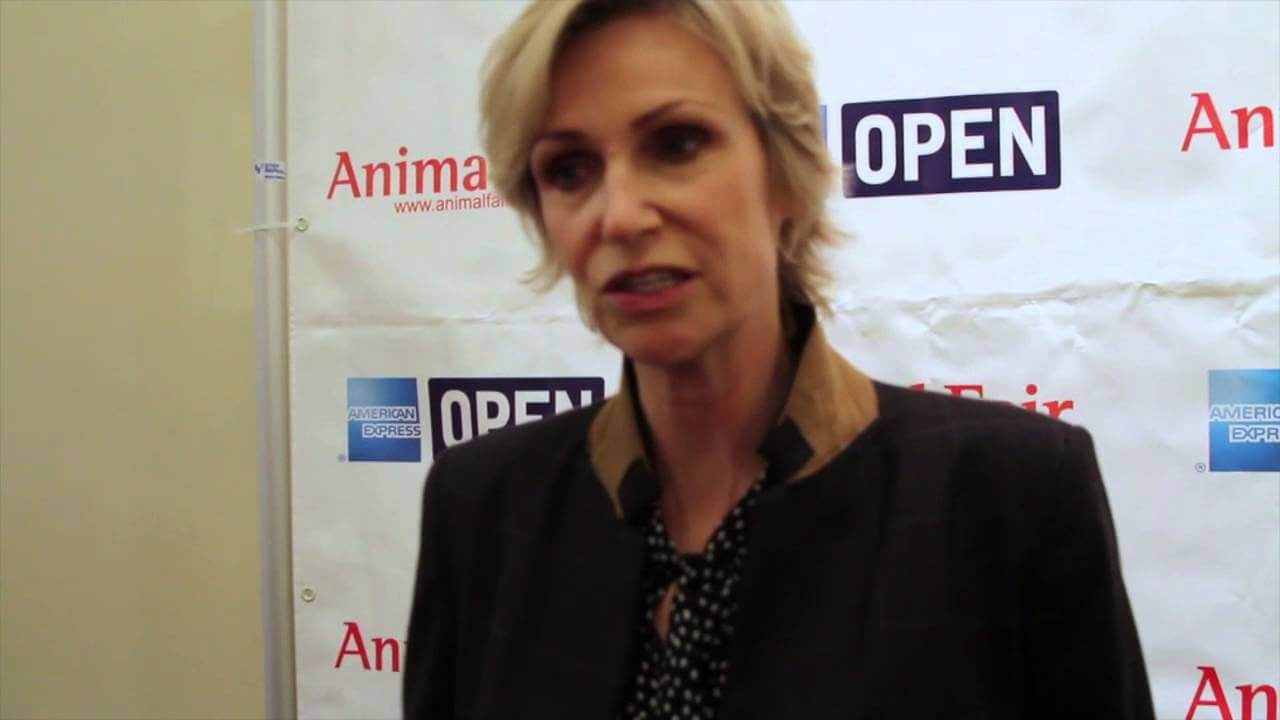 Jane Lynch Chats With Wendy Diamond at the 2013 K9s for Warriors in Los Angeles