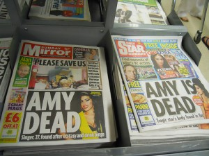 Photo of Amy Winehouse Dead Flickr Creative Commons Gene Hunt